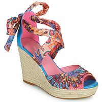 Chaussures Femme Sandales et Nu-pieds Moony Mood EFIRNIL Rose
