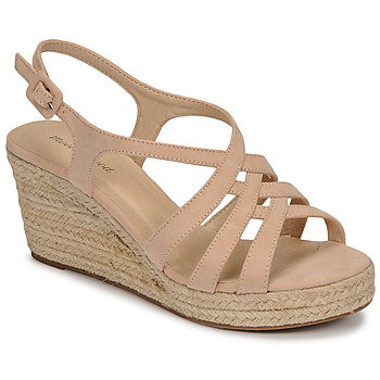 Chaussures Femme Sandales et Nu-pieds Moony Mood ONICE Nude
