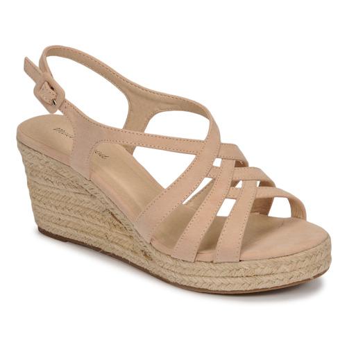 Chaussures Femme Sandales et Nu-pieds Moony Mood ONICE Nude
