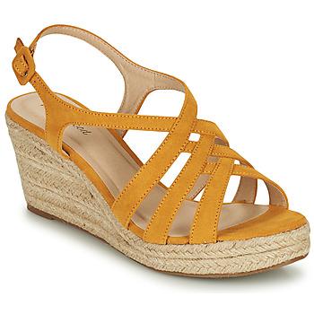Chaussures Femme Sandales et Nu-pieds Moony Mood ONICE Jaune