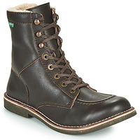 Chaussures Homme Boots Kickers KICKSTONERY Marron
