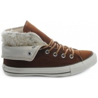 Chaussures Baskets montantes Converse Cttwofoldhibrown Marron