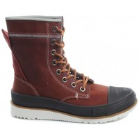 Chaussures Boots Converse Ctmajormillsxhihenna Marron