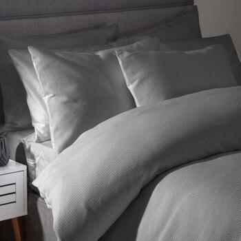 Maison & Déco Taies d'oreillers, traversins Belledorm taille unique Gris