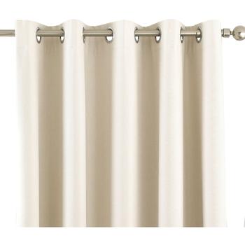 Maison & Déco Rideaux, voilages, stores Riva Home Taille 4: 168 x 183cm Ivoire