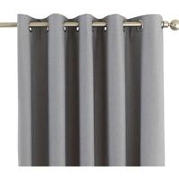 Maison & Déco Rideaux, voilages, stores Riva Home Taille 5: 168 x 229cm Argent