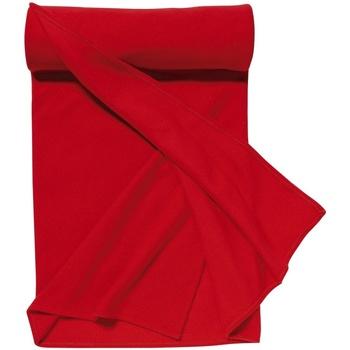 Maison & Déco Couvertures Sols Taille unique Rouge