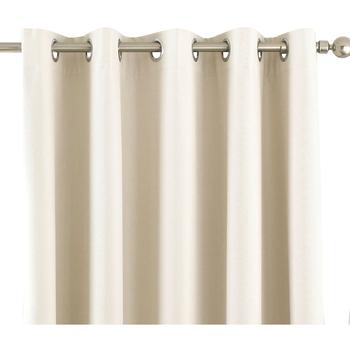 Maison & Déco Rideaux, voilages, stores Riva Home Taille 3: 168 x 137cm Ivoire