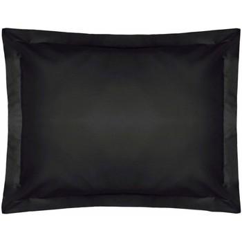 Maison & Déco Taies d'oreillers, traversins Belledorm Taille unique Noir