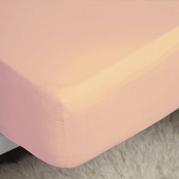 Maison & Déco Draps housse Belledorm Single Rose