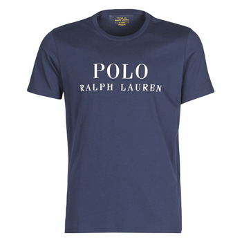 Vêtements Homme T-shirts manches courtes Polo Ralph Lauren SS CREW Marine