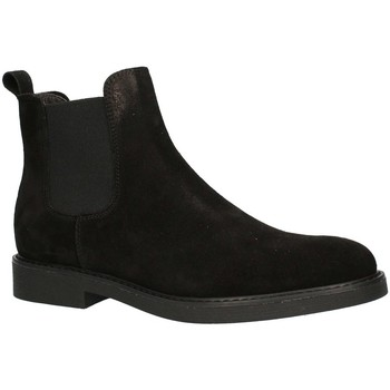 Chaussures Homme Boots Gino Tagli 101 Chelsea Homme NOIR NOIR