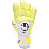 Accessoires textile Gants Uhlsport Pure Alliance Soft Pro Niño White-Fluor yellow-Black