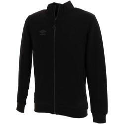 Vêtements Homme Sweats Umbro Sports basics full zip Noir