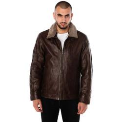 Vêtements Homme Vestes en cuir / synthétiques Deercraft MARTEN LATREV WALNUT Marron