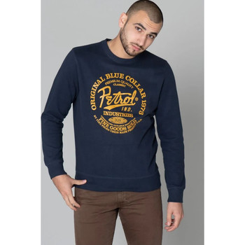 Vêtements Homme Sweats Petrol Industries SWR231 5091 DEEP NAVY Bleu marine