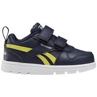 Chaussures Enfant Baskets basses Reebok Sport Royal Prime Bleu marine, Olive