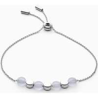 Montres & Bijoux Femme Bracelets Skagen Bracelet  Ellen Blanc