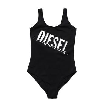 Vêtements Fille Maillots de bain 1 pièce Diesel MIELL Noir
