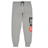 Vêtements Garçon Pantalons de survêtement Diesel PCUTY Gris
