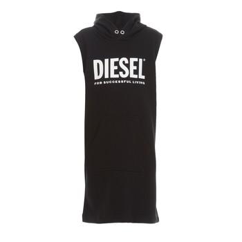 Vêtements Fille Robes courtes Diesel DILSET Noir