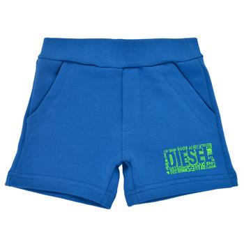 Vêtements Garçon Shorts / Bermudas Diesel POSTYB Bleu