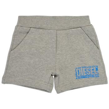 Vêtements Garçon Shorts / Bermudas Diesel POSTYB Gris