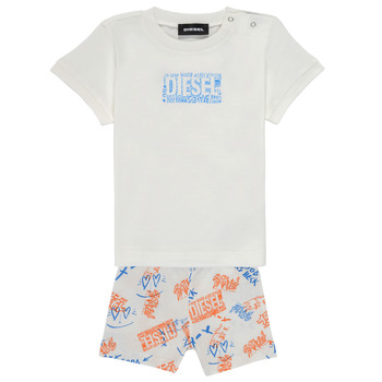 Vêtements Garçon Ensembles enfant Diesel SILLIN Multicolore