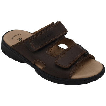 Chaussures Homme Mules Florance AROBERTmr marrone