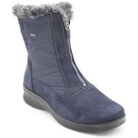 Chaussures Femme Bottines Ara 12-48530-06 bleu