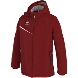 Vêtements Homme Coupes vent Errea Parka  iceland 3.0 ad rouge