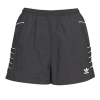 Vêtements Femme Shorts / Bermudas adidas Originals LRG LOGO SHORTS Noir