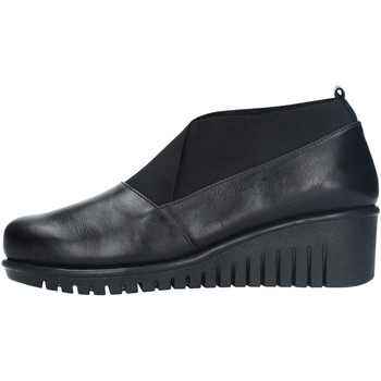 Chaussures Femme Low boots The Flexx F4026.08 SLIP ON femme noir noir