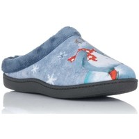 Chaussures Homme Chaussons Plumaflex 12213 OSO TRINEO Azul