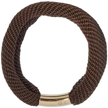 Montres & Bijoux Femme Bracelets Maison Lurex Lou Bronze