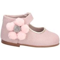 Chaussures Fille Ballerines / babies Eli 1957 14005AB ROSE