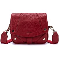 Sacs Femme Besaces Kate Lee ANESSI Rouge