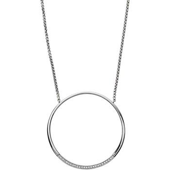 Montres & Bijoux Femme Colliers / Sautoirs Skagen Collier  cercle Blanc