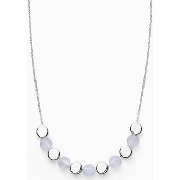 Montres & Bijoux Femme Colliers / Sautoirs Skagen Collier  Ellen Blanc