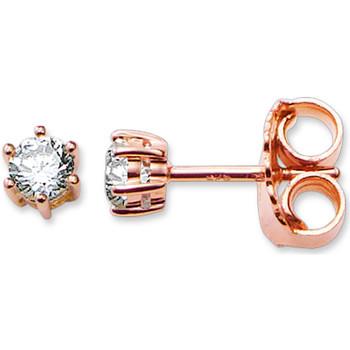 Montres & Bijoux Femme Boucles d'oreilles Thomas Sabo Boucles d'Oreilles Clous Rose