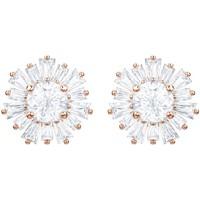 Montres & Bijoux Femme Boucles d'oreilles Swarovski Boucles d'oreilles  Sunshine rosées Rose