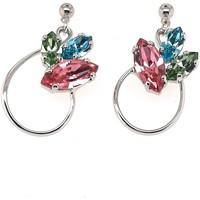 Montres & Bijoux Femme Boucles d'oreilles Andrea Marazzini Boucles d'oreilles Andréa Marazzini Navette Rio Blanc