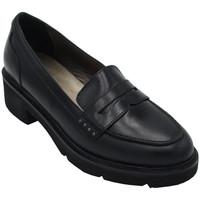Chaussures Femme Mocassins Confort ACONFORT2696nr nero