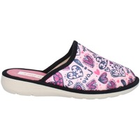 Chaussures Femme Chaussons Tiglio 2586 ROSE