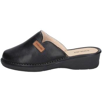Chaussures Femme Sabots Tiglio 1608 NOIR