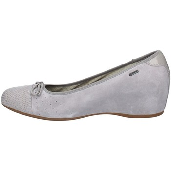 Chaussures Femme Ballerines / babies Melluso 08110 ARGENT