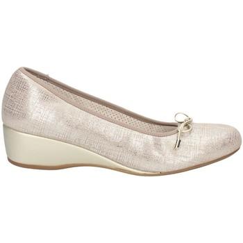 Chaussures Femme Sandales et Nu-pieds Melluso 08130L CHAMEAU