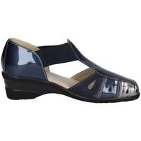 Chaussures Femme Sandales et Nu-pieds Melluso 08011 BLEU