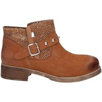 Chaussures Femme Low boots Melluso 05937L CUIR