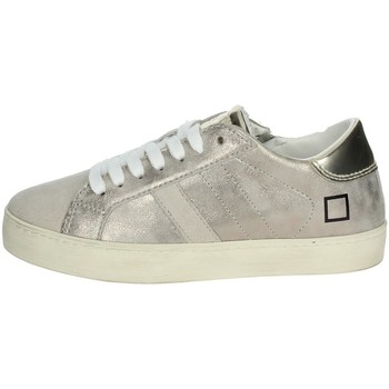 Chaussures Fille Baskets basses Date J311 Beige